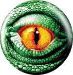 Brunswick Viz-a-Bal Lizard Eye Glow