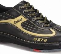 Dexter SST8 Zwart/Goud