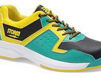 Storm Lightning Teal/Zwart/Geel RH