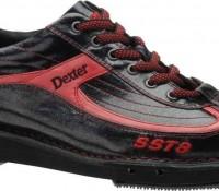 Dexter SST8 Zwart/Rood