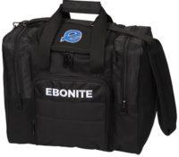 Ebonite Impact Single Tas Zwart (Nw Model)