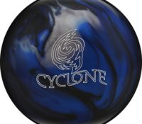 Ebonite Cyclone Blue/Black/Zilver