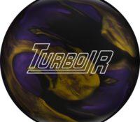 Ebonite Turbo/R Black/Purple/Gold