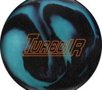 Ebonite Turbo/R Black/Aqua